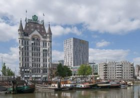 High Tea in Rotterdam