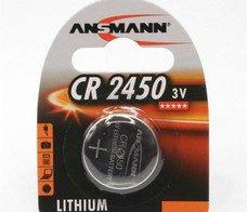 Ontdek de voordelige CR2450-batterijen van Batterijenstunter.nl
