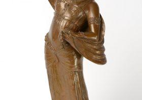 Een bronzen beeld kopen is uniek